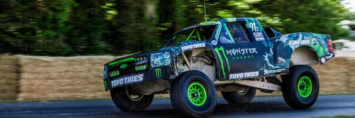 Goodwood Festival of Speed Monster