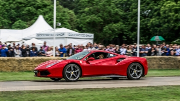 Ferrari 488 GTB @ Goodwood Festival of Speed 2016