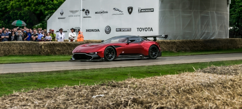 Aston Martin Vulcan @ Goodwood Festival of Speed 2016