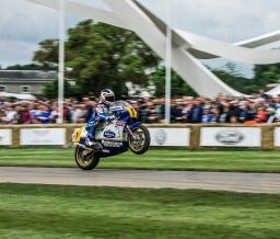 Honda CBR1000RR @ Goodwood Festival of Speed 2016