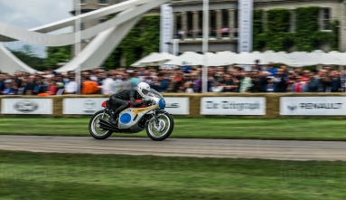 Honda RC174 @ Goodwood Festival of Speed 2016. Stuart Graham.