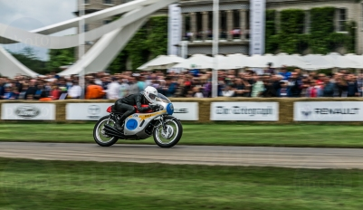 Honda RC174 @ Goodwood Festival of Speed 2016. Stuart Graham.