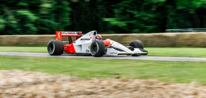 McLaren Honda MP4/6 @ Goodwood Festival of Speed 2016