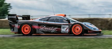 McLaren F1 GTR @ Goodwood Festival of Speed 2016