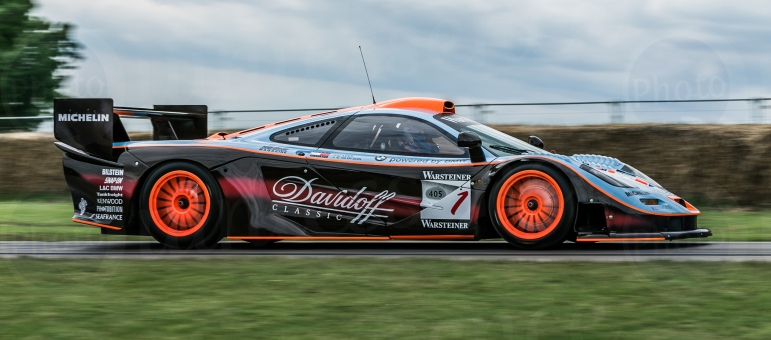 McLaren F1 GTR @ Goodwood Festival of Speed 2016