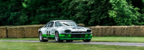 Jaguar XJ-S Trans AM @ Goodwood Festival of Speed 2016