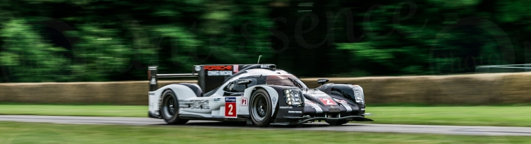 Porsche 919 Hybrid @ Goodwood Festival of Speed 2016