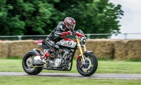 Arch KRGT-1 @ Goodwood Festival of Speed 2016