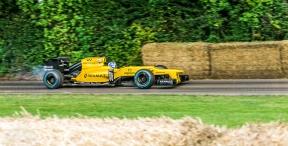 F1 Renault Sport E20 @ Goodwood Festival of Speed 2016