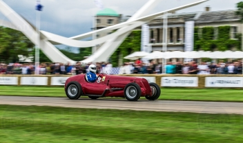 Maserati V8R1@ Goodwood Festival of Speed 2016