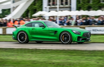 Mercedes Benz AMG GT S @ Goodwood Festival of Speed 2016